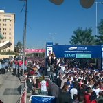 10,000 people just started their 10k #AmmanMarathon run. #Amman #JO #RunJordan http://t.co/o6zUVeWSJK