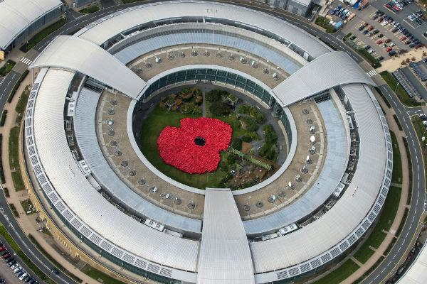 Awesome #poppy appeal launch at #GCHQ http://t.co/Hv1IlFFGok http://t.co/srK5Ei2tbb