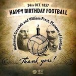 Happy Birthday to @Sheffieldfc the Worlds First Football Club #happybirthdayfootball #sheffieldissuper http://t.co/YXhWB19ZoJ