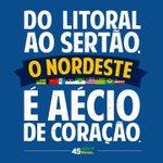 RT @psdbba: VAMOS NOS UNIR, TODOS45! Siga => @psdbba DÊ RT!!!! #NordesteForte #VotoAecioPeloBR45IL http://t.co/qyXlfULBHR