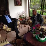 RT @RailaOdinga: With @JMakamba today morning when he paid me a courtesy call at my residence in Nairobi. http://t.co/t1kh9FiHIF