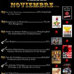 Programación del @TeatroQuintero para este mes de Noviembre.Esperamos que te guste! http://t.co/FLMn6btsuw