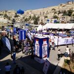 RT @RunJoOfficial: منطقة النهاية الان جو تنافسي جميل و بكل روح رياضية #AmmanMarathon #RunJordan http://t.co/3BdTneTk9d