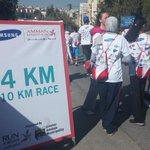 قطعنا 4 كم لغاية الآن @RunJoOfficial #RunJordan #AmmanMarathon Past the 4 Km mark http://t.co/DRyHesJFii