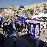I hope that everyone had fun and enjoyed the run! #AmmanMarathon #RunJordan #Amman #Jordan http://t.co/0nvbEmamSh