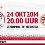 Vanavond speelt #JongAjax op de Toekomst tegen Jong PSV. Tickets verkrijgbaar vanaf € 5. #ajapsv