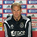 Om 13:15 uur blikt Frank de Boer vooruit op #Ajax - Go Ahead Eagles. Persco is LIVE op Ajax Exclusive TV. #ajagae