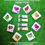 RT @OLOVES_: Morning #OLOVERS get excited for #FreebieFriday Follow & RT to #WIN happily healthy @PrimalKitchenUK & OLOVES goodies http://t.co/wN7XYCMV1a