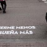 ¡Vamos, arriba! ¡A por el viernes! #madrid (Foto de @AlvaroOnieva) http://t.co/IzpDFEvdLZ