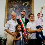 RT @nytimes: Unable to marry gay couples, some Italian mayors rebel http://t.co/kYQCXi2ER4 (Photo: Paolo Marchetti for NYT) http://t.co/KspVR6Am1t