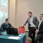 RT @GTMasterClub: In attesa che inizi #SMStrategies @giorgiotave @andreapernici @cosmanolombardo ...Che trio! http://t.co/jFRWLlnVc5