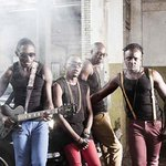 RT @dailynation: Sauti Sol delivers first ever MTV EMA award for Kenya http://t.co/IHfkhfmvPk #SautiSol http://t.co/FGJHQMpKQd