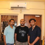 RT @ankitlal: With @VishalDadlani nd @apansinghal during my recent Mumbai visit. Vishal will b cmng to Delhi for AAP. What abt u? http://t.co/TqrH4N9Wpb