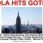 """""""@FormulaTV: El ébola llega a Nueva York. Una ciudad menos para Ariana Grande: http://t.co/Y2JRSPFTM7 http://t.co/VUXfKyHELu"""" JAJAJA"""