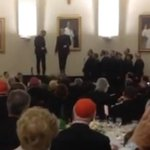 This video of two Irish-dancing US priests in Rome is an absolute hoot. Enjoy. http://t.co/qLJjhKbBEw http://t.co/v6hYCrUFez