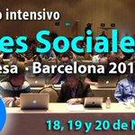 ¡Hoy acaba el 25% de descuento! Seminario #RedesSociales (18, 19 y 20 noviembre, #Barcelona) http://t.co/Hz4B7LzOhp http://t.co/3RBrXbdQBd
