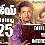 My review of Karthikeya - different yet interesting thriller http://t.co/1spJ2mPMz8
