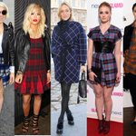 RT @Lookmagazine: Tartan is an autumn fashion staple and the A-list love it. Shop the best tartan buys now... http://t.co/QrUSH7sr37 http://t.co/BYvlJguWod