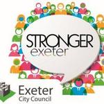 RT @ExeterCouncil: Send in your culture & arts questions for Cllr @rosiedenham - shell be here from 1pm. #strongerexeter http://t.co/X8Qk1IMWeI