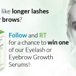 RT @OgenicSerum: #FreebieFriday is here! RT and follow for a chance to #win one of our Eyelash or Eyebrow Growth Serums! #competition http://t.co/QC5O33GzwA