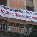 #Bologna in viale Aldini si lavora per sistemare la palazzina e il cortile.Ore 12.00 conf. stampa #ioccupo @Cs_TPO http://t.co/wxj0aZX8I7