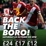 Dont forget to buy your tickets in advance for tomorrow for the visit of @watfordfcsays https://t.co/8D5hRLgPv1 http://t.co/EtaA217mRq