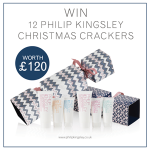 RT @Philip_Kingsley: #Win 12 of our gorgeous Xmas crackers and wow your dinner guests. RT & Follow to win. Winner at 6pm.#FreebieFriday http://t.co/ZgHdVyyuaB