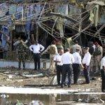 Las fuerzas iraquíes acusan a los yihadistas de haber usado gas cloro en el ataque de Bagdad http://t.co/sJHaJ2iMnv http://t.co/owkd9ITocA