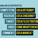 """#SMStrategies Competitor & Ricerche & Target & Video & Commenti [YT] - """"Analisi del contesto"""" con @laseomante http://t.co/IBFUJRdytC"""