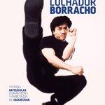 """Hoy sale a la venta mi libro sobre Jackie Chan, """"La leyenda del luchador borracho"""". ¡Espero que os guste! http://t.co/H3YhkMJpLC"""