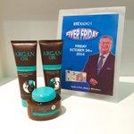 RT @whatsondonegal: RT @BrennansPharm: Buy all three #arganoil products.. Shampoo, for just €5! @talktojoe1850 #fiverfriday http://t.co/0XZ8P6pQEJ