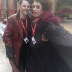 RT @darraghdoyle: If you spot @Slasher_Vamp and @vamp_carmilla in Dublin today, get tickets for the @bramstokerdub Vamp Zip Wire! http://t.co/xog3NAaMYL