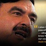 Sheikh Rashid threatens Indians against border violence http://t.co/sGO5dUQ5lE http://t.co/h87ApiDF55
