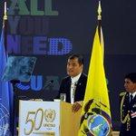 RT @Presidencia_Ec: El #OrdenMundial no es solo injusto, es inmoral. Todo está orientado a servir a los poderosos http://t.co/VdxUzeX8ii http://t.co/7nNnvNPS3I