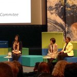 RT @ac_baquero: Powerful women on stage again! Opening and closing #iaru2014 http://t.co/WXEzOIeWgW