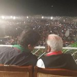 Gujrat is rocking and PM is shocking... #GujratForPTI http://t.co/ooRYbDRjst