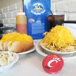 RT @Skyline_Chili: .@uofcincy fans, grab some Cheese Coneys and a 3-Way before or after the game tonight! #GoBearcats #ItsSkylineTime http://t.co/gAOfpATCNP