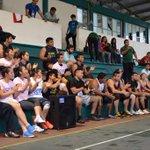 Reciben participantes instrucciones para el 2do. Torneo Universitario de Potencia. http://t.co/ge97pevDGE