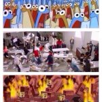 RT @AjHoranlicious: an accurate representation in the vevo office right now: #EMABiggestFans1D #StealMyGirlVideoToday http://t.co/JInh7f1dXX
