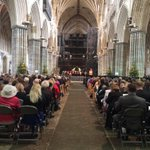 RT @ExeterCathedral: @ExeterCollege Graduation in full swing right now. Congratulations to all from everyone @ExeterCathedral http://t.co/A96SIEd6dO