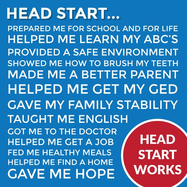 For 50 years #HeadStart has helped our nation's most at-risk children & families #HeadStartWorks! http://t.co/vtUenyJ303