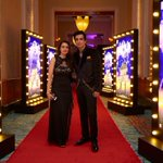 RT @MandviSharma: @SonuSood aka Jag with his better-half at the Red Carpet of the World Premiere of @HNY #DiwaliWithHappyNewYear http://t.co/G6ySvVwEBY