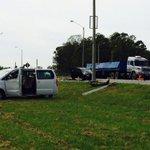Un muerto y varios heridos en accidente en cruce de ruta 8 y 9. http://t.co/TLA4FJBGsu http://t.co/eGUq7LITGI