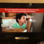 RT @KXAN_News: There is no emergency. @Uverse TVs are being tuned to KXAN for an emergency message. MORE: http://t.co/ijIM8ZPqll http://t.co/xg92vUAzP5