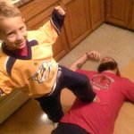 RT @badbrad1987: @PredsNHL beat the @NHLBlackhawks so the son won this game over daddy! @PredsNHLFans @WeBleedGold @PenaltyBoxRadio http://t.co/qGrAjr1Z1r