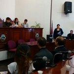 RT @SabbadiniMauro: En representación de @miguelisaok en el juramento de los Concejales Estudiantiles Cc: @ConcejoSalta @DirJuvSalta http://t.co/A5UtVnwcae