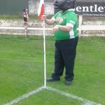 Shergar has come back from the dead to support @CorkCityFC #greenfriday @CorkEveningEcho @CorksRedFM http://t.co/nmiLNremts