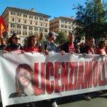 #scioperogenerale24o #sciopero in piazza a Roma per il #lavoro: Rifondazione cè! @usbsindacato @ferrero_paolo http://t.co/mwR2PPGWrc