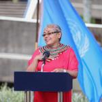 RT @FirstLadyKenya: H.E. Margaret Kenyatta expresses her gratitude in being named the UN Person of the Year 2014 http://t.co/2UNKo7hflW http://t.co/JEJCTjdNwe