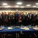 Norme halal UE/Sarajevo: Echanges constructifs & intéressants. Prés. sur létourdissement par la Belgique bien reçue! http://t.co/QOLf2npIV4